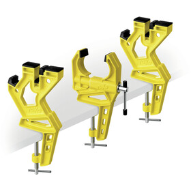 Toko Ski Vise Race - amarillo